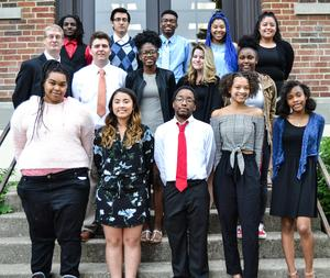 2019 Coordinating Council Scholarship winners
