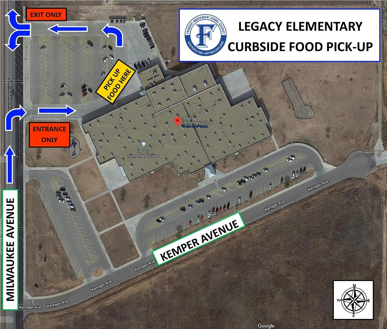 Legacy Elementary map
