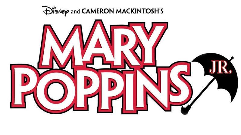 Mary Poppins Jr Logo