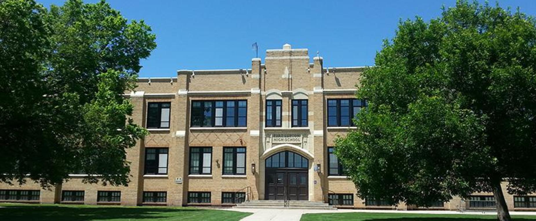 Fort Lupton Middle School Building