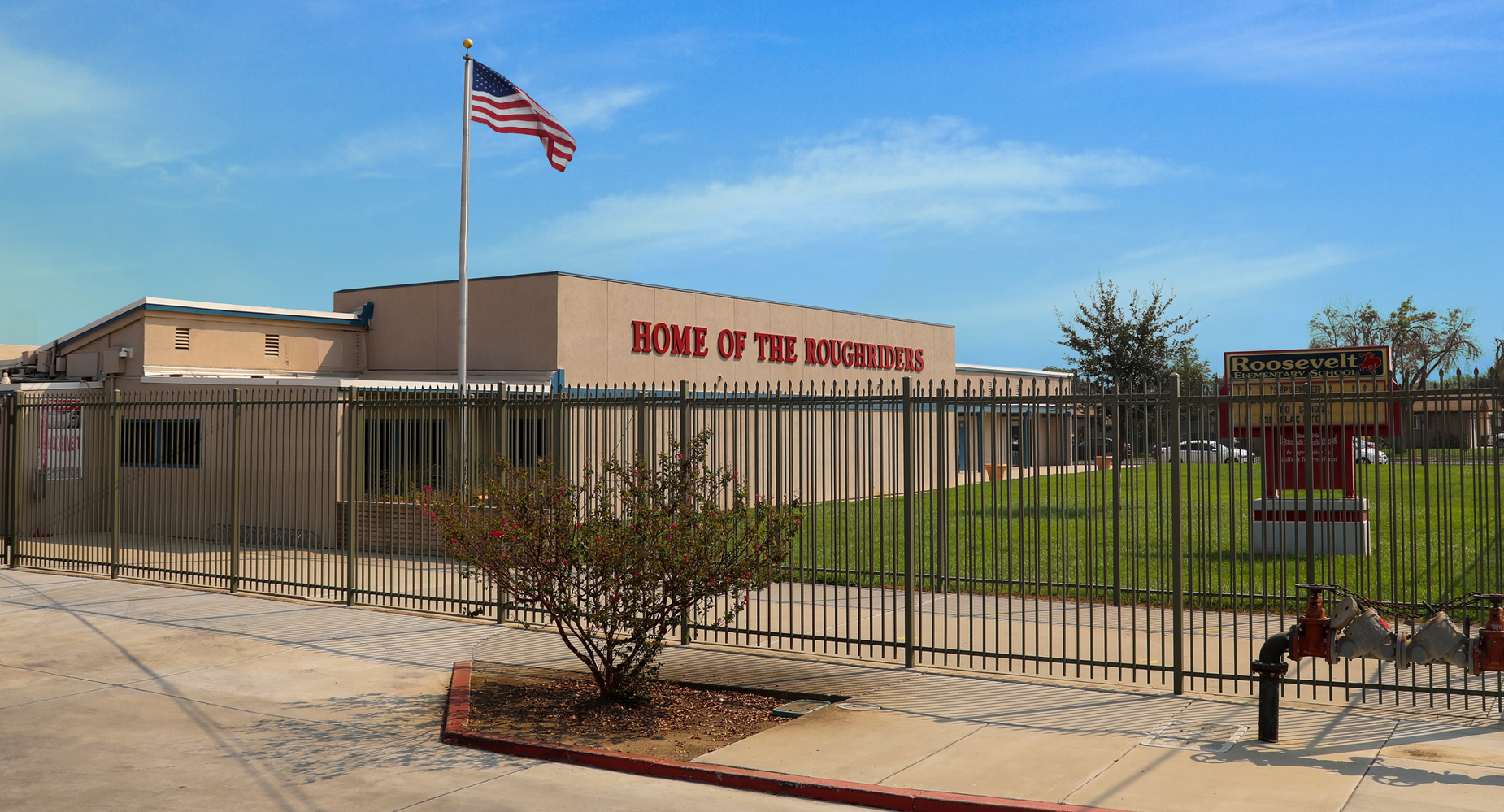 Roosevelt Elementary School Office Building