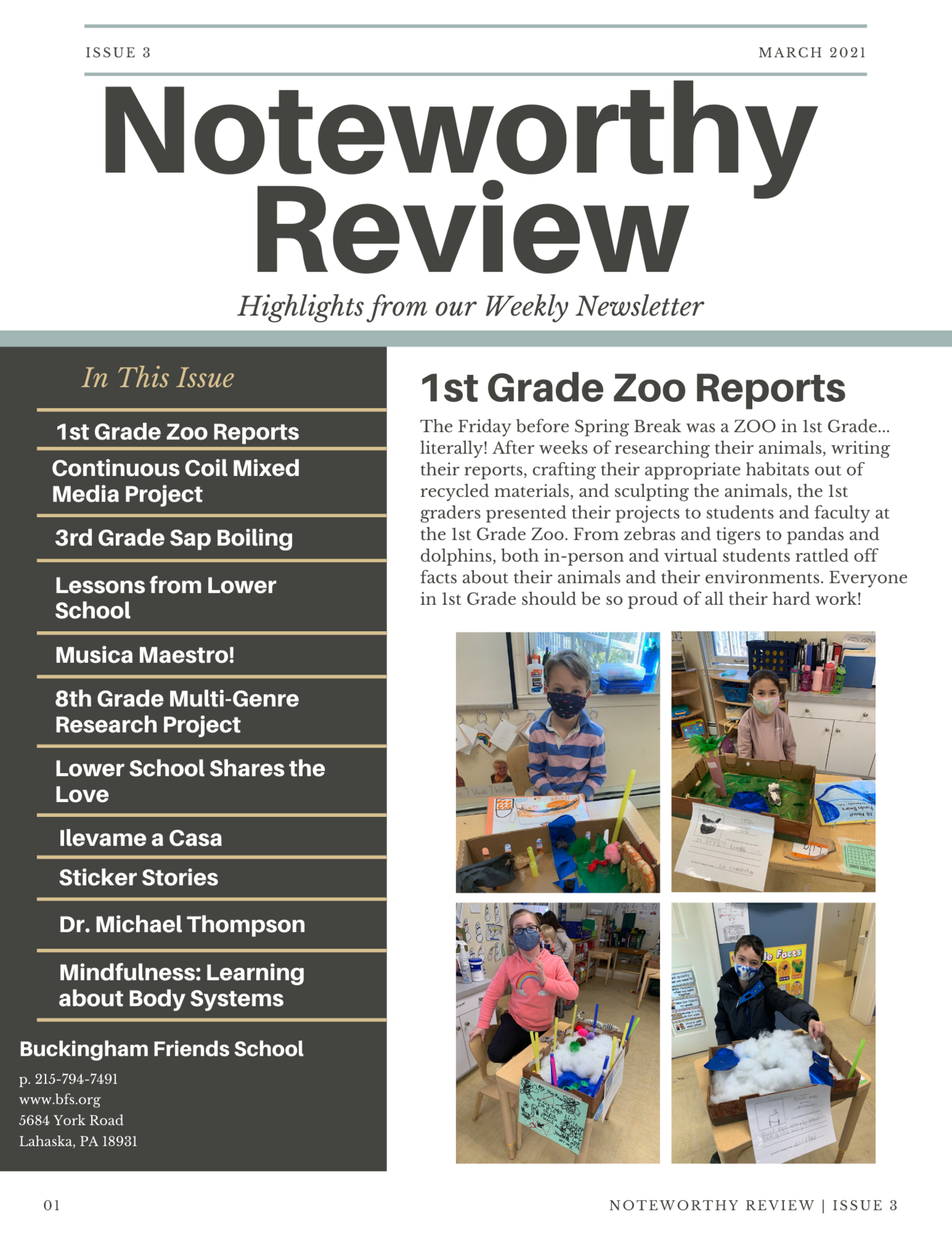 March 2021 Noteworthy Review - Page 1
