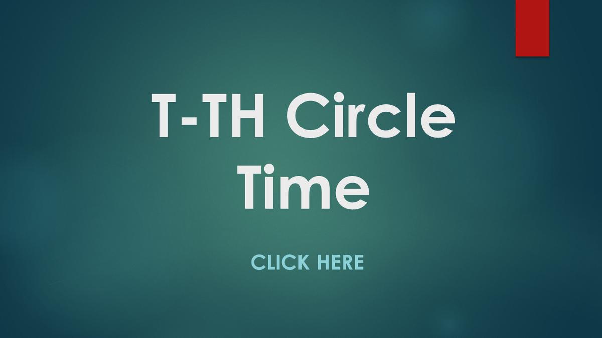 t-th circle