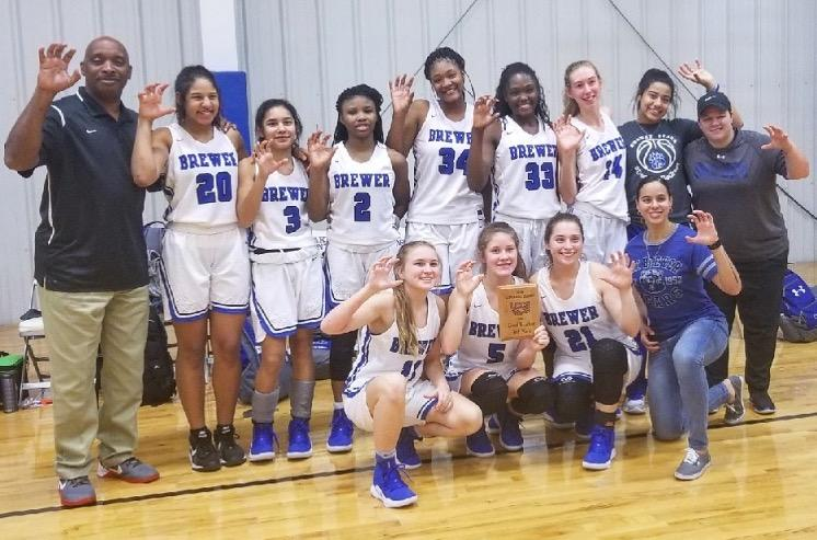 The Lady Bears Basketball Team recently won third place in the Lake Country Christian Tournament.