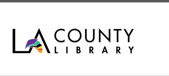 LA County Library Logo