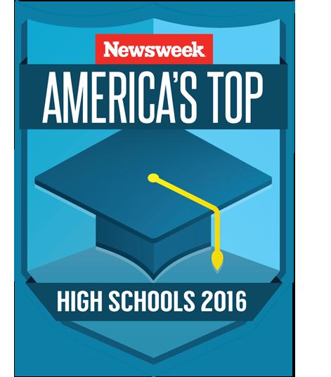 Newsweek America's Top Schools Logo