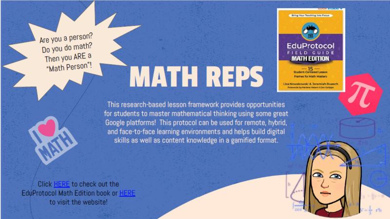 Math Reps
