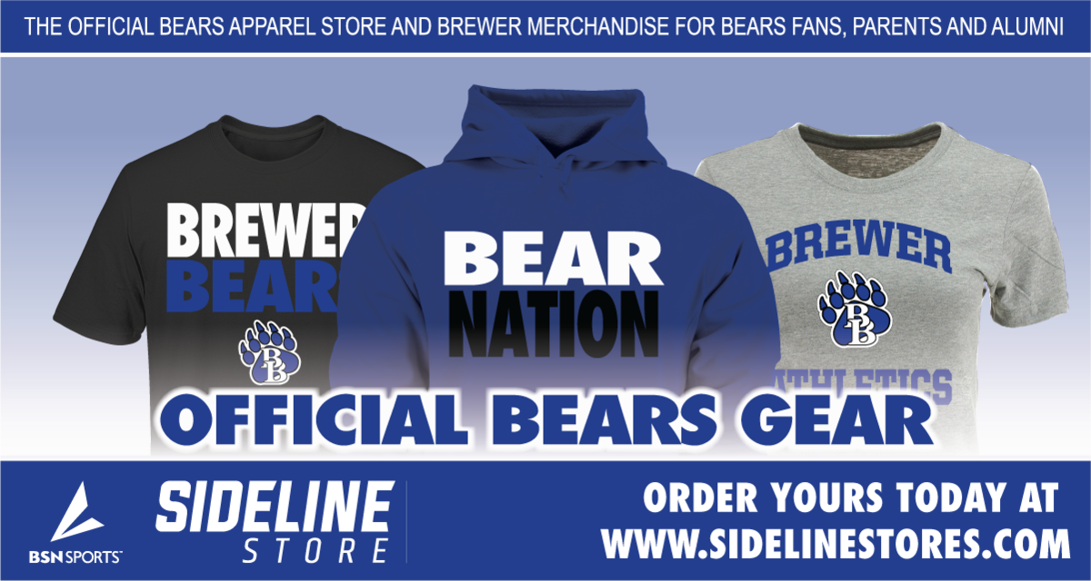 BNS Sports offers a store with Brewer apparel and merchandise!
