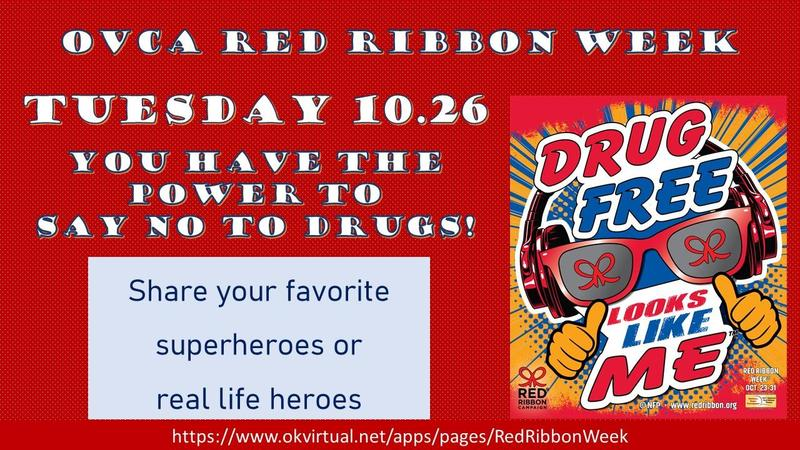 Red Ribbon Week: Tuesday Featured Photo