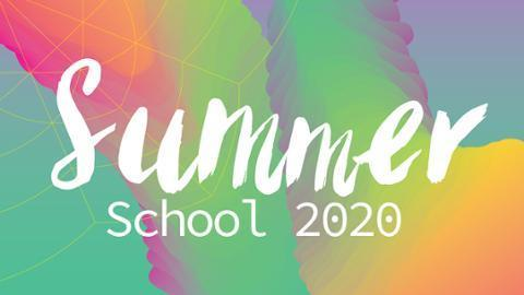 banner for summer school info