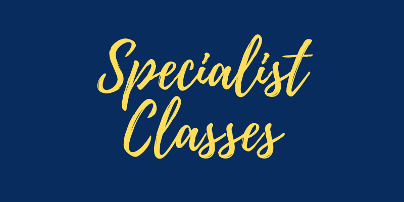 Specialist Classes Chesterfield Day School Private School St. Louis Montessori School St. Louis Preschool Elementary Independent School Near Me