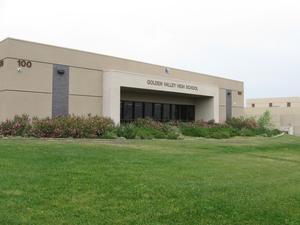 Golden Valley High School exterior