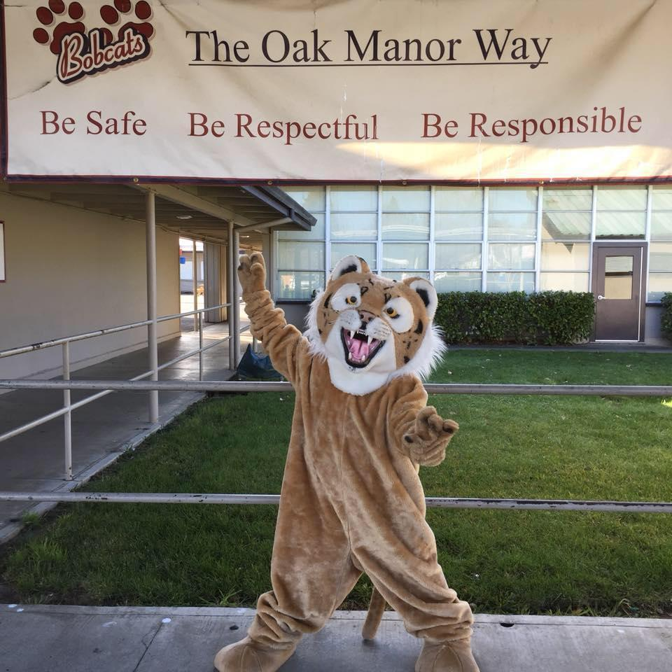 Bobcat welcoming Students