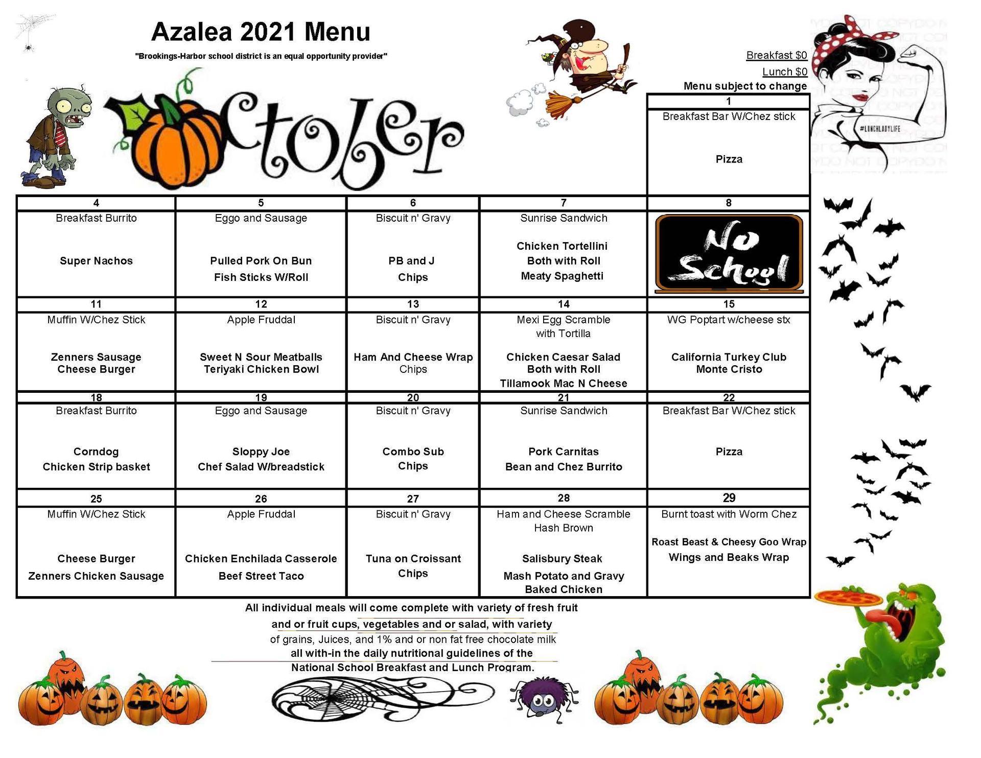 AZ October
