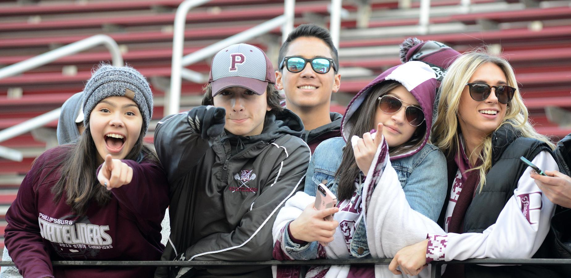 Cheer Section