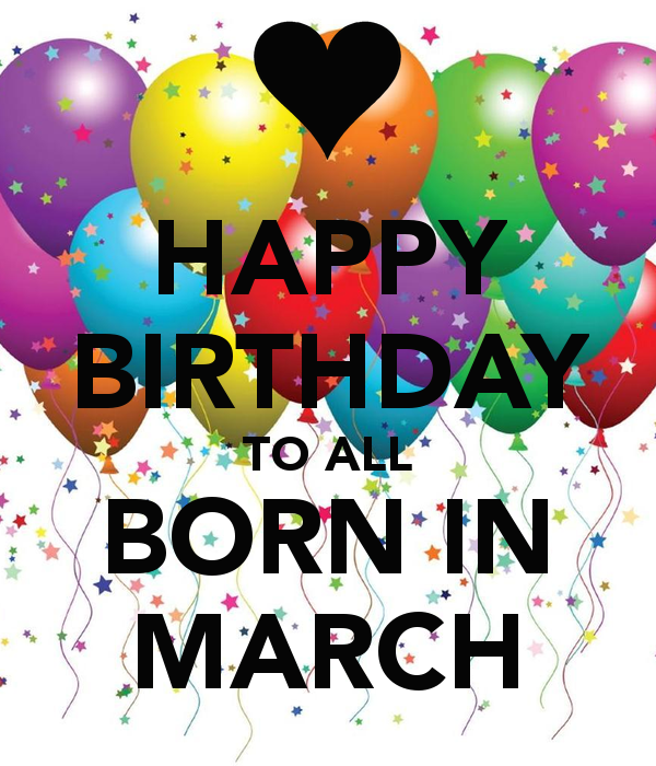 Best Wishes to the Maspeth High School Students Celebrating March Birthdays! Featured Photo