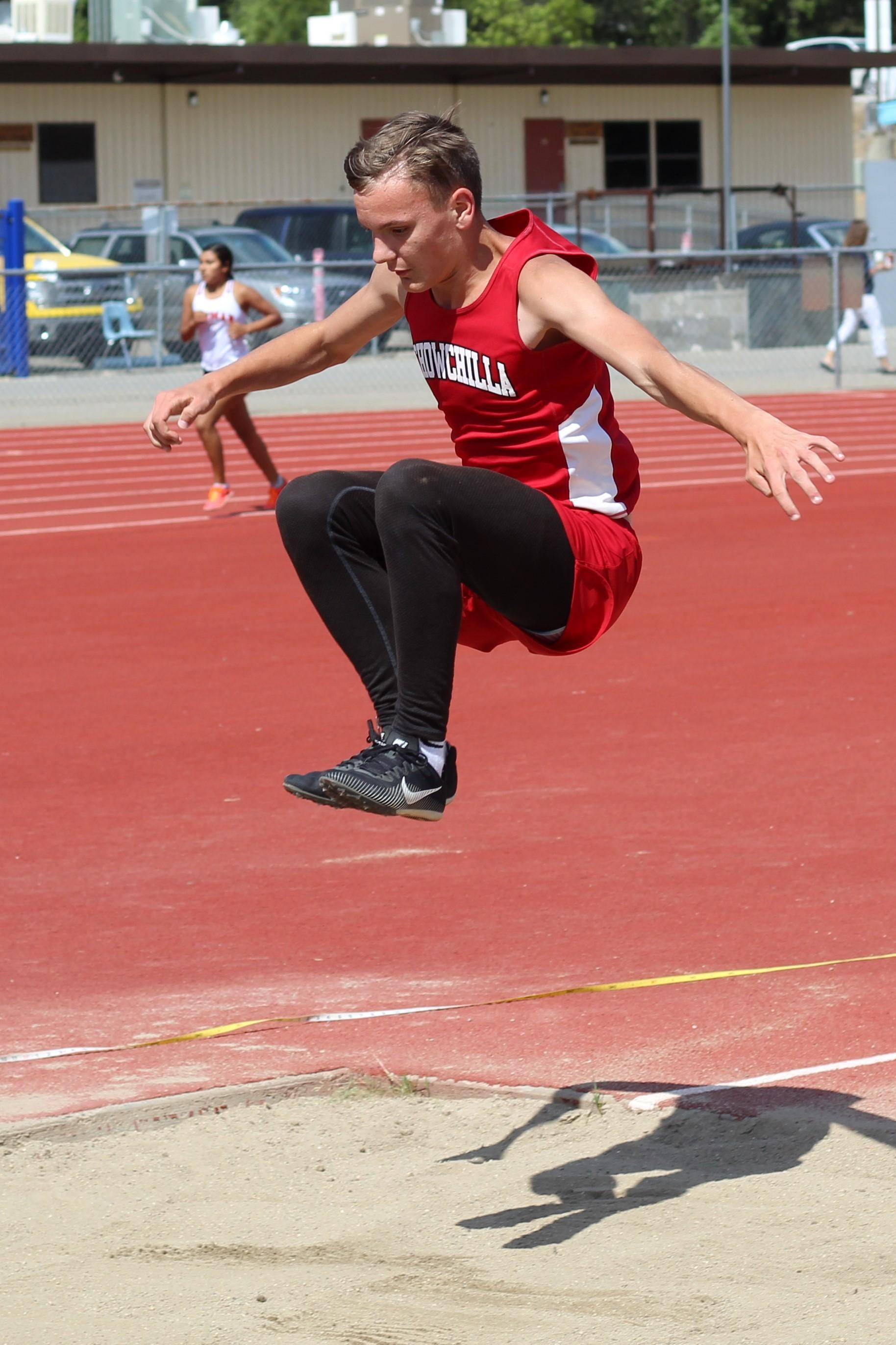 Track and Field athletes competing at NSL Championships