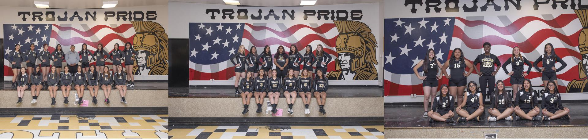 FHS Volleyball 2019
