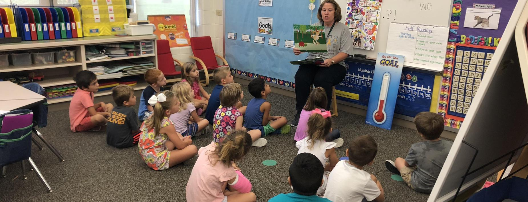 Learning with Mrs. Haab
