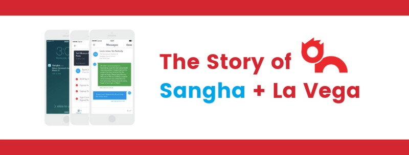 The Story of Sangha and La Vega ISD