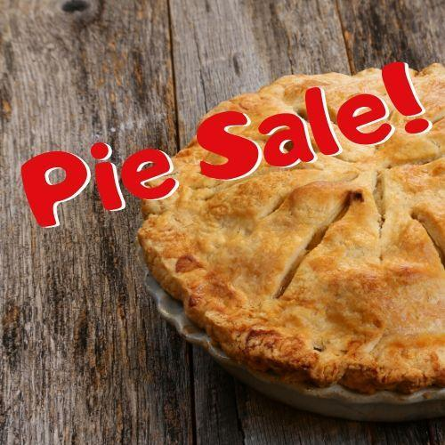 5th Grade Pie Sale Fundraiser for Outdoor School- Cancelled Thumbnail Image