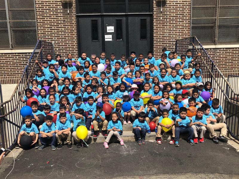 kindergarten group shot