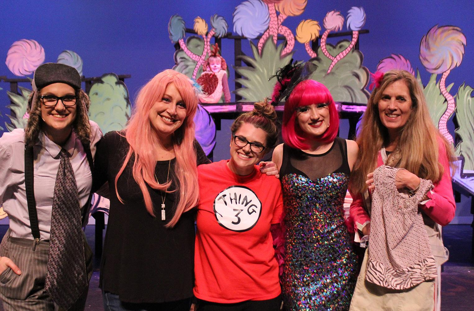 Seussical Jr. Play at Parkview School