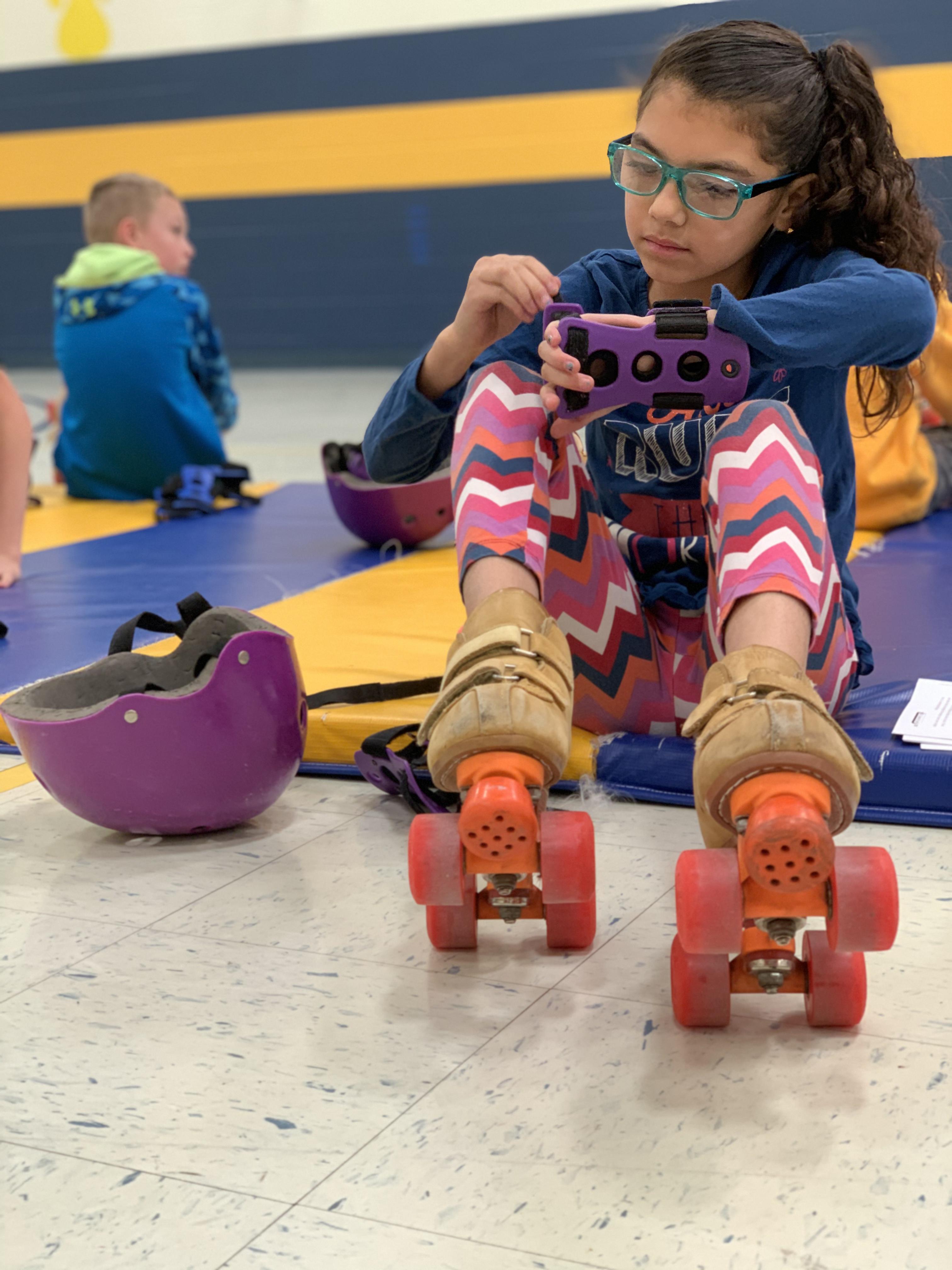 WW Rollerskates