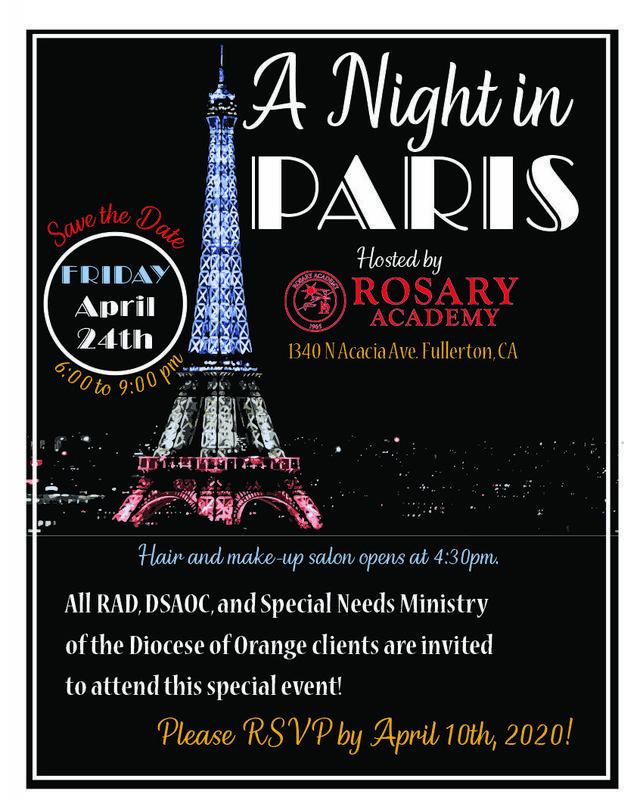 A Night in Paris Featured Photo