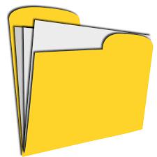 curriculum folder
