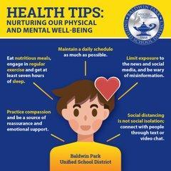 Health Tips Featured Photo