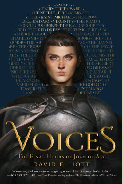 Voice The final hours of Joan of Arc