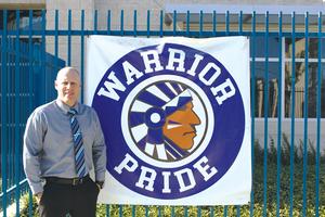 stephen bradley is new principal at wilson middle school