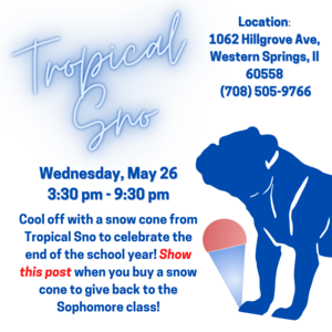 Tropical Sno Fundraiser.png