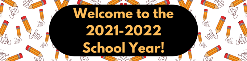 Welcome, McCabe Families, to the 2021-2022 School Year! Thumbnail Image