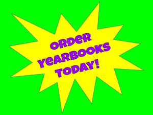 Yearbook Order Logo