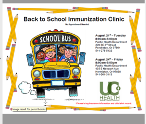 Clinic Flyer