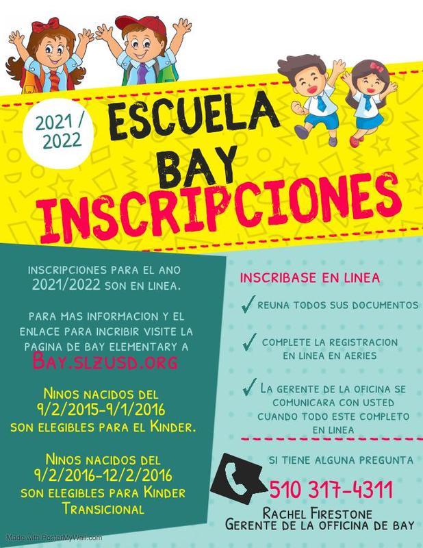 Bay school enrollment flyer-spanish.jpg