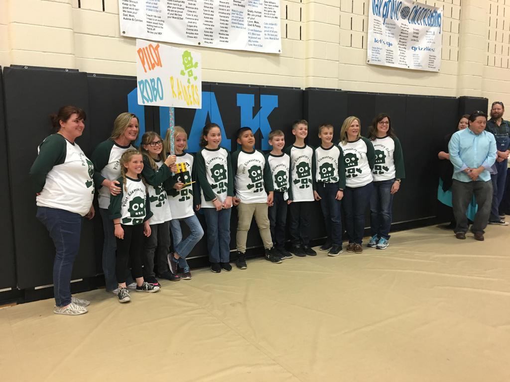RoboDavidson Champions!