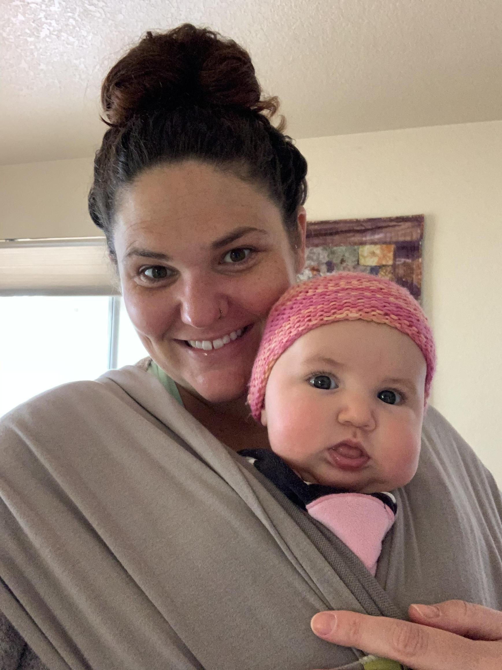 New baby girl Toni