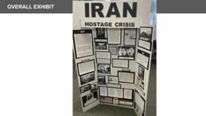 Wyoming History Day Student Project