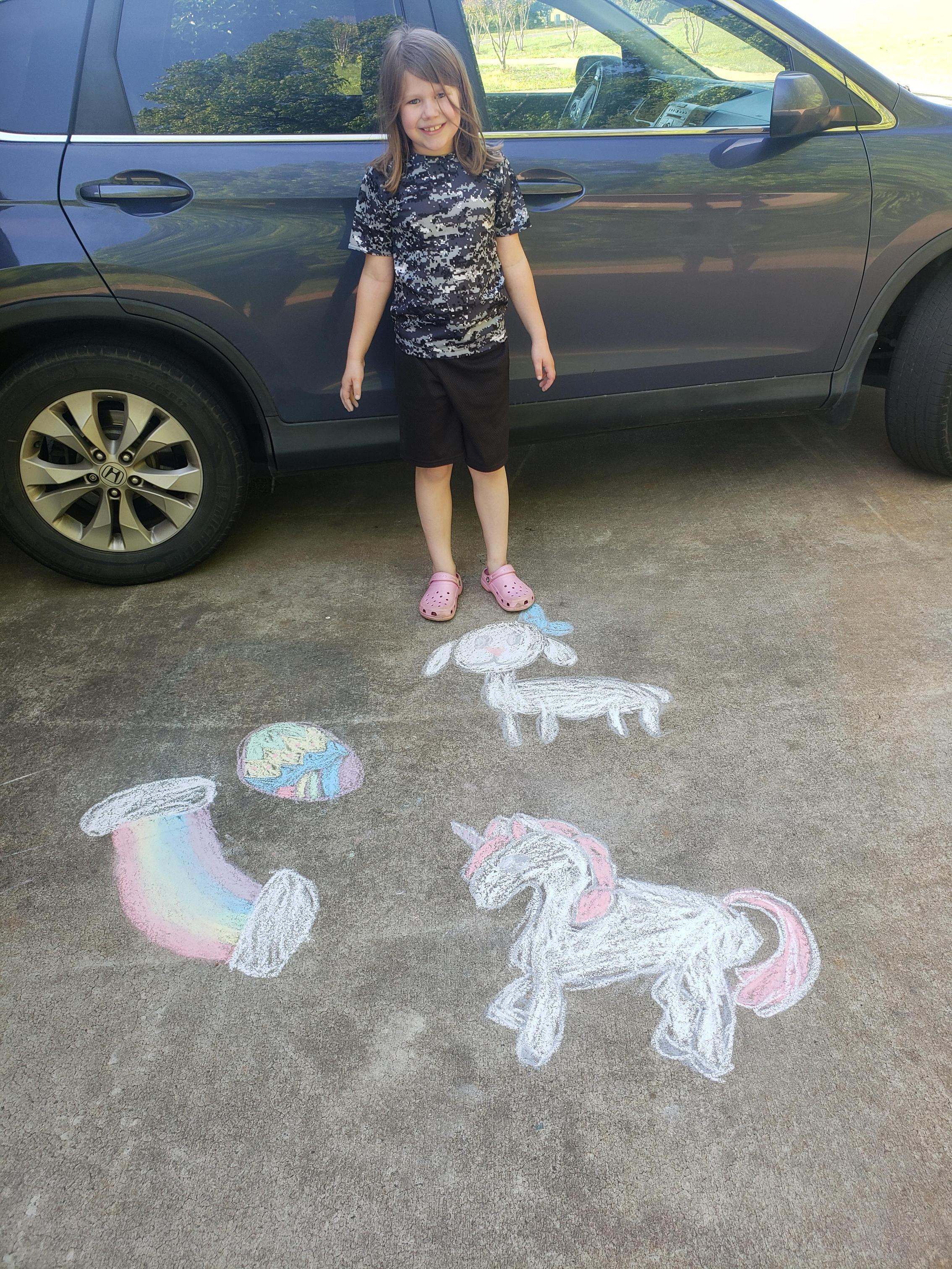 Sarah Chalk Art