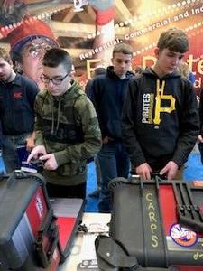 RMS and HS STUDENTS ATTEND CAREER FAIR FOCUSED ON CONSTRUCTION CAREERS Featured Photo