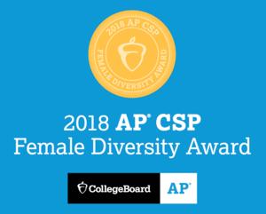 Female Diversity Award