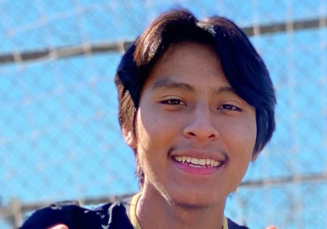 Inglewood High School Student - Adrian Gutierrez
