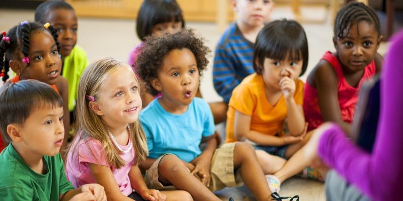 Diverse Preschool