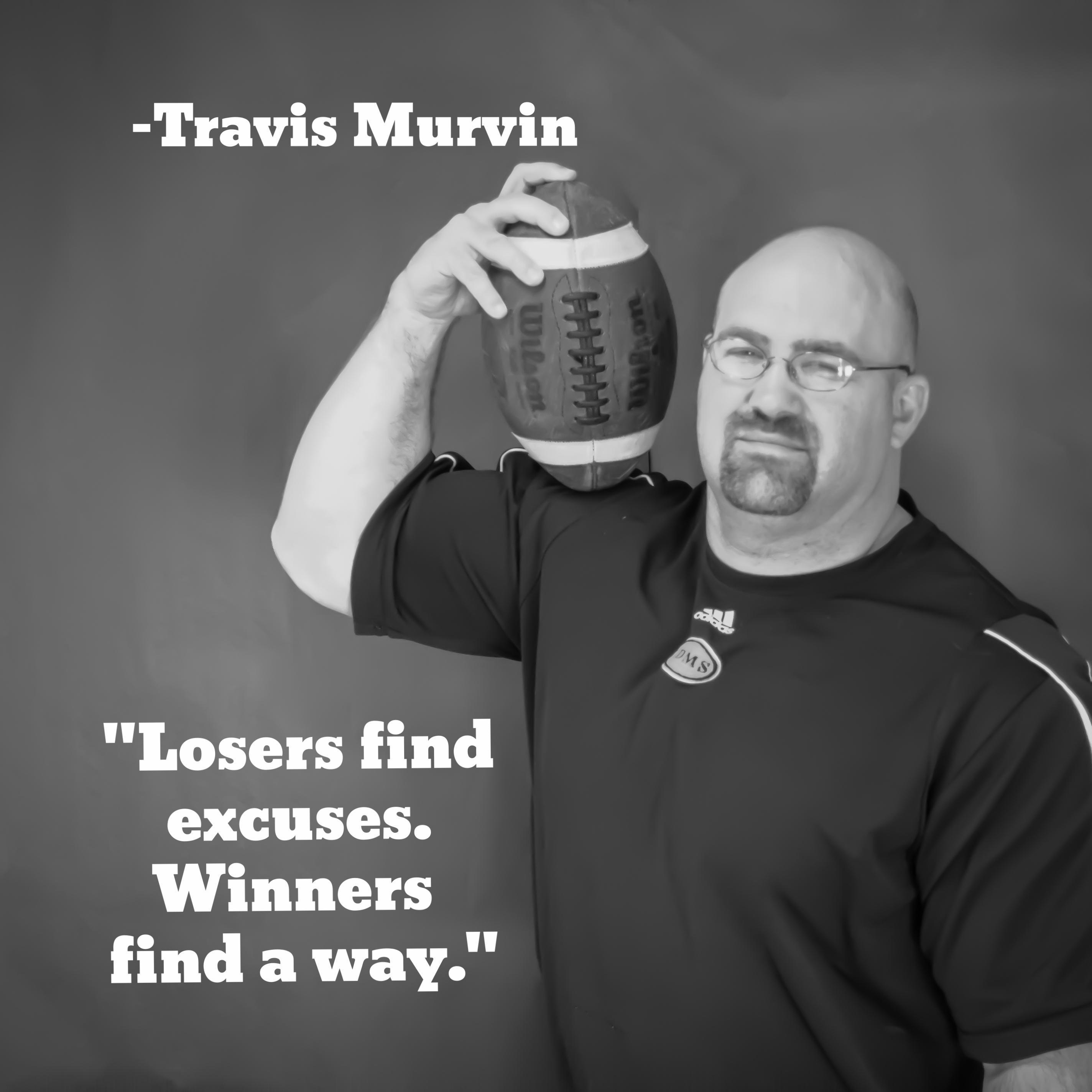 TRAVIS MURVIN's Profile Photo