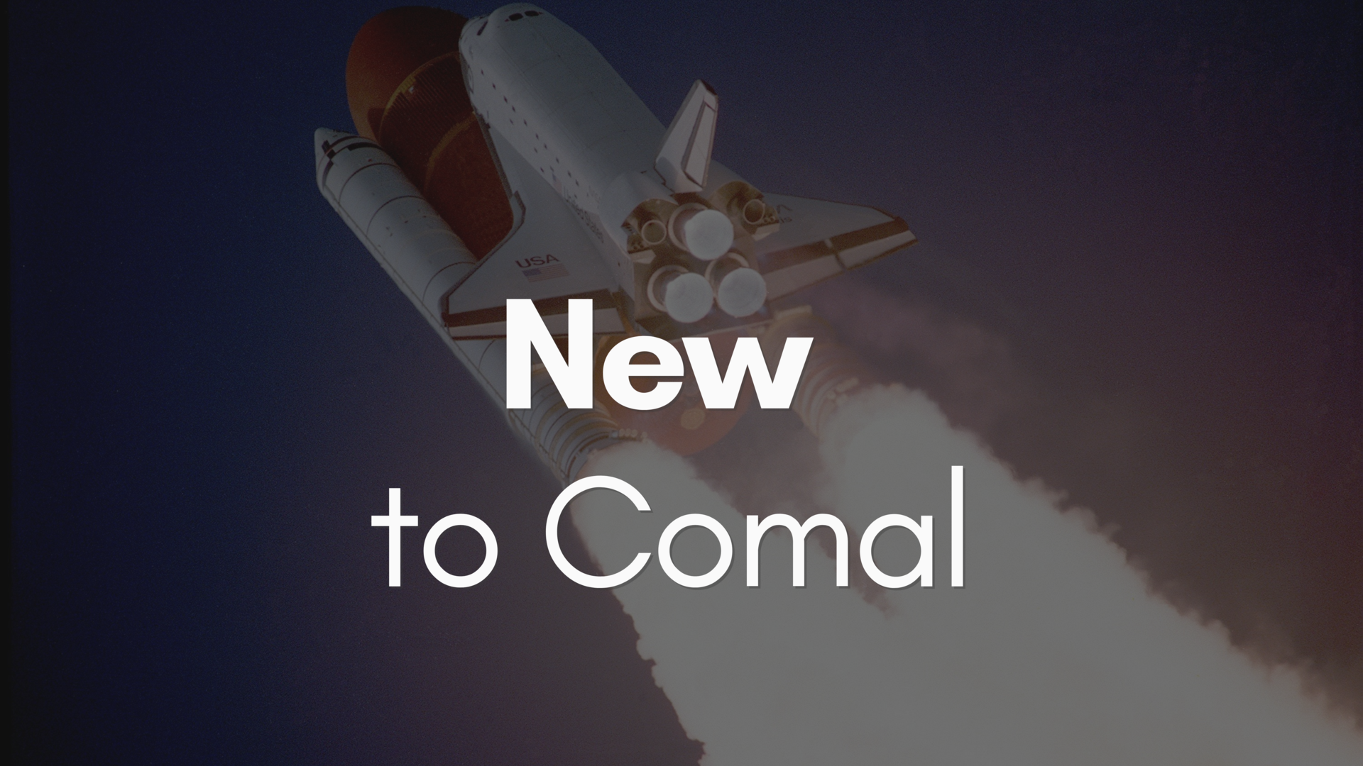 New-to-Comal Website Link