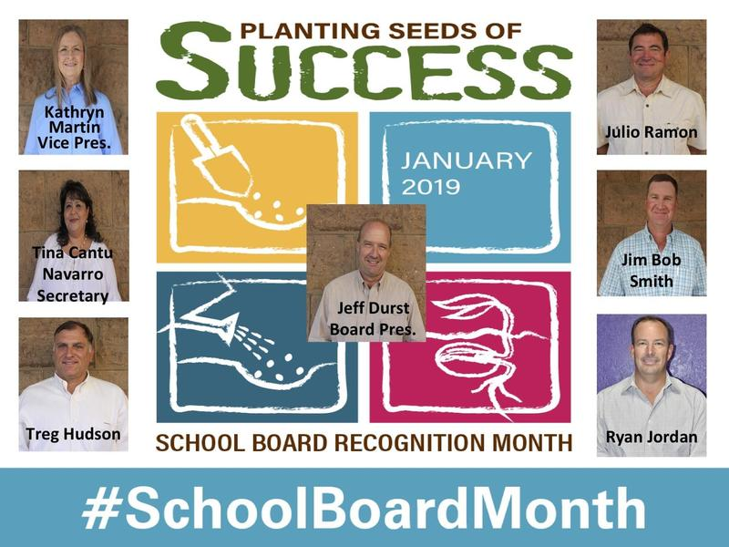 School Board Recognition Month Featured Photo