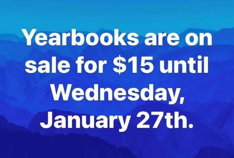 Last Day for Yearbook Orders Featured Photo